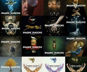 songs, imagine dragons, and awesome band image