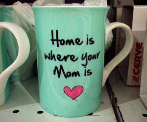 mom, mug, and quotes image
