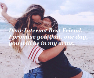 bff, I Love You, and internet image
