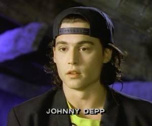 crush, johnny depp, and wonderful image