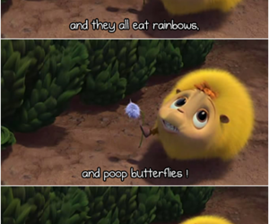 horton hears a who, katie, and yellow image