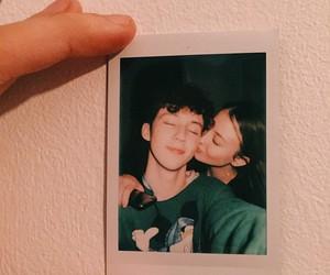 polaroid, smiles, and troye sivan image