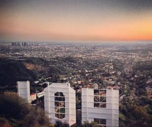 big city, hollywood, and california image
