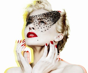 kylie minogue, x, and kiss me once image