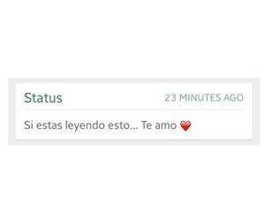 amor, status, and estado image