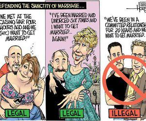 marriage, gay, and illegal image