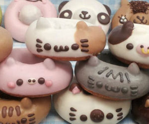 animal and donut image