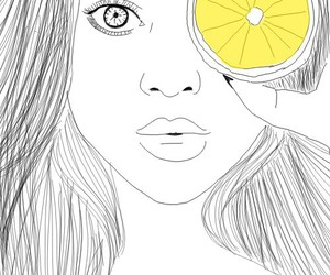 outline, art, and draw image