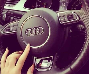 audi, car, and nails image
