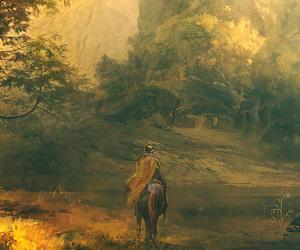 art and high fantasy image