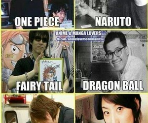bleach, naruto, and fairy tail image