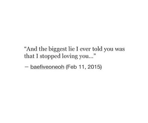 its you, lies, and i still do image