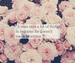 summer, man, and quote image
