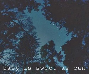 baby, night, and sweet image