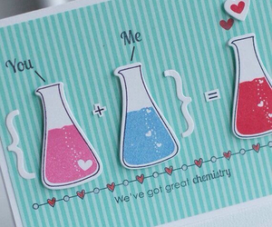 love, you, and chemistry image