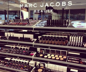 marc jacobs, beauty, and makeup image