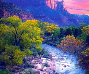colorful, landscape, and utah image