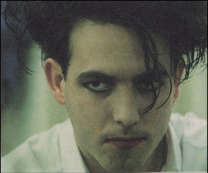80's, the cure, and hair image