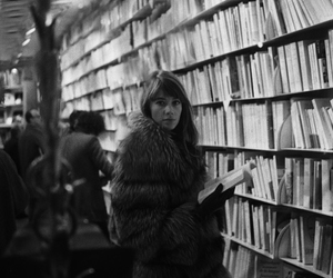 francoise hardy and book image