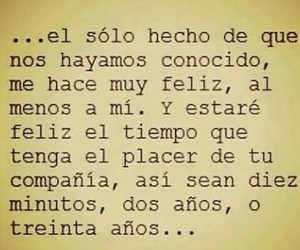 love, felicidad, and frases image