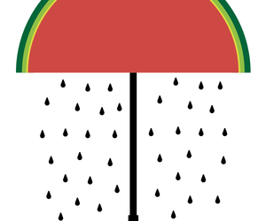 rojo, watermelon, and semilla image