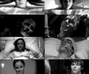 Effy, pain, and skins image
