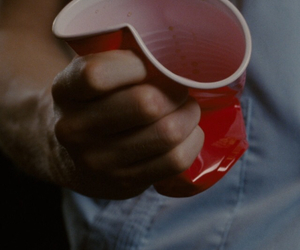 boy, cup, and hands image
