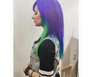 hair, miranda, and beautiful image