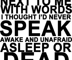 mcr, Lyrics, and my chemical romance image