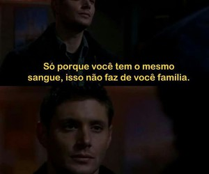 dean winchester, family, and supernatural image