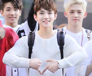 kpop, joshua, and Seventeen image