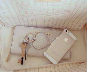 iphone, bag, and Michael Kors image