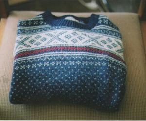 sweater, vintage, and indie image