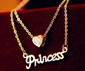 necklace and princess image
