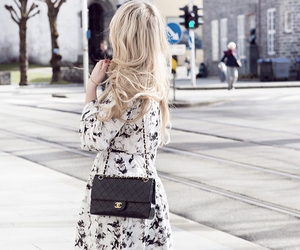 coco chanel, cathinthecity, and gina tricot image