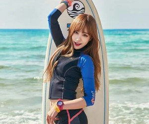 hani, exid, and kpop image