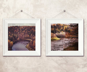 autumn, etsy, and fall image