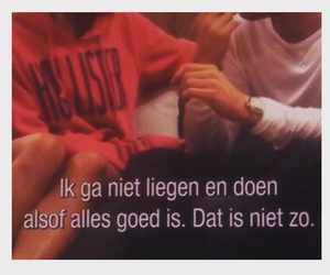 dutch, text, and love image