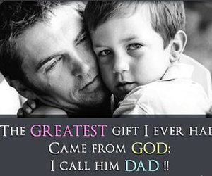 Fathers Day, happy fathers day, and father's day image