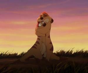 disney, hug, and the lion king image