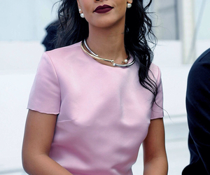 rihanna, dior, and Queen image