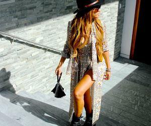 beyoncé, fashion, and coachella image