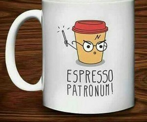 harry potter, coffee, and espresso image