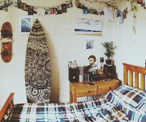bedroom, inspiration, and photography image