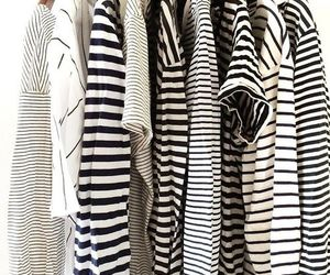 fashion, clothes, and stripes image