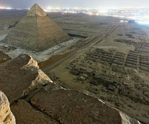 pictures, pyramid, and giza image