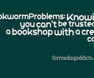 books, bookworm, and problems image