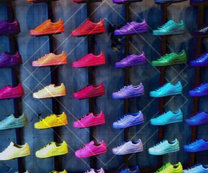 adidas, brand, and colours image