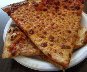 pizza and cheese image