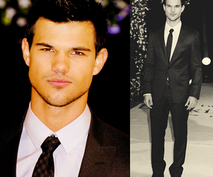 jacob black, sexy, and Taylor Lautner image